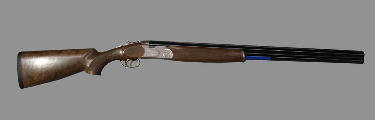 Глад. ор. Beretta 686 Silver Pigeon I  кал.12/76  L-760 MC