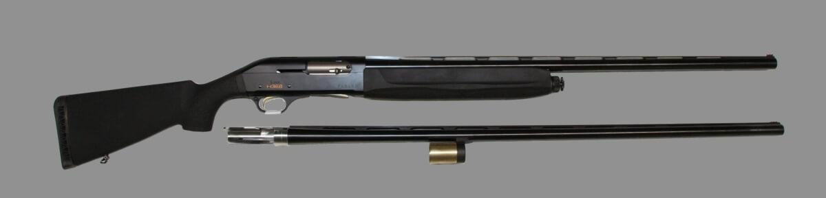 Глад. ор. Фабарм H368 мод. Composite Combo к.12/76/760 +12/76/900