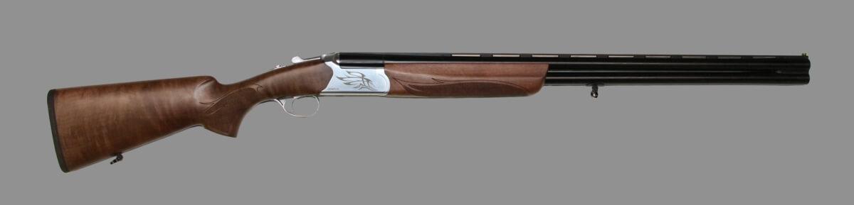 Глад. ор. Huglu Ventus Silver O/U 1C кал.12/76. 760 мм