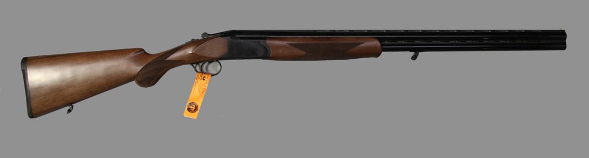 Гладкоств. оружие CZ CANVASBACK 12/76 двухств.ох.ружье (верт.)
