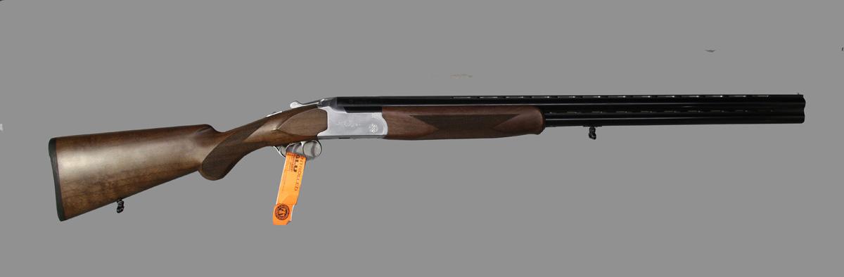 Гладкоств. оружие CZ Mallard 12/76 двухств. ох. ружье (верт.) 37600 руб