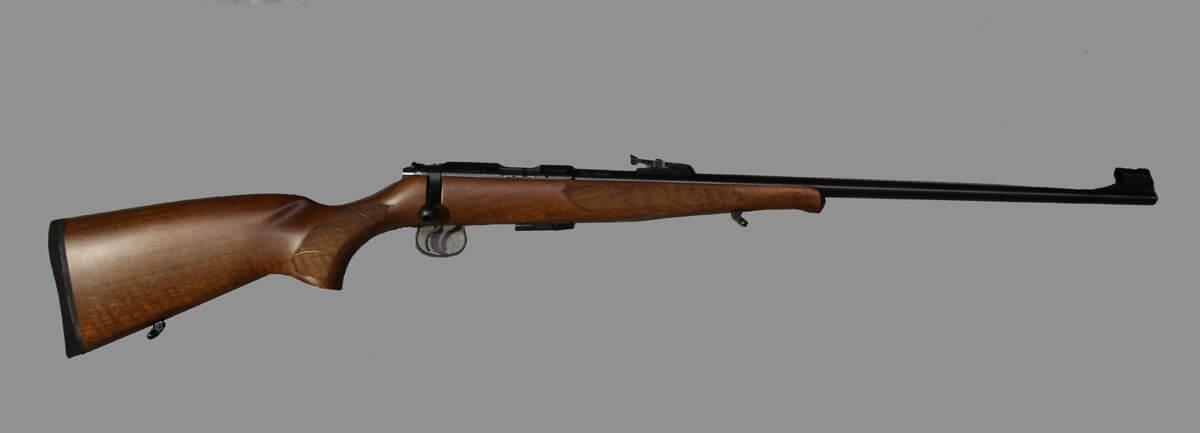 Нарезное оружие CZ 455 LUX.II kal. 22LR карабин