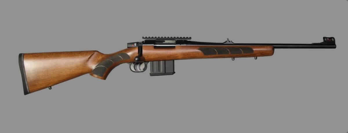Нарезное оружие CZ 557 Range Rifle кал.308 Win(weaver) охот. караб.